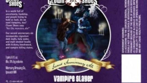 Vampire Slayer Beer Review