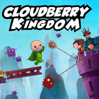 Cloudberry Kingdom Box Art