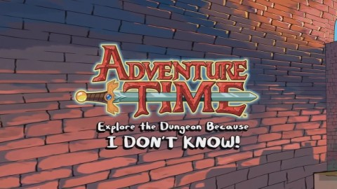 Adventure Time Explore the Dungeon Because I DON'T KNOW! Review