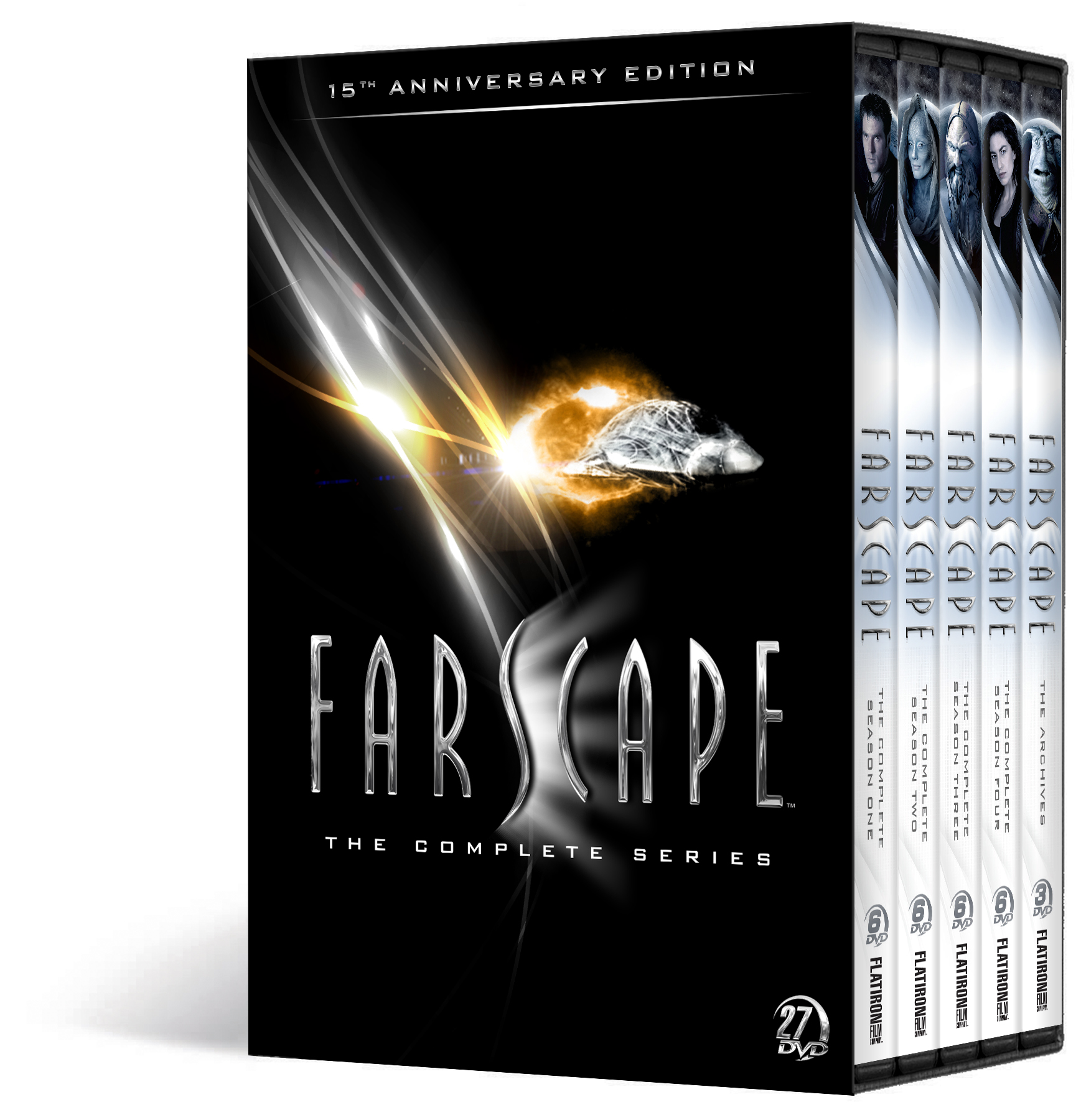 FarscapeCompleteDVD