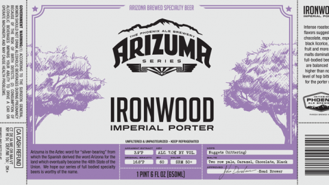 Ironwood Imperial Porter Review