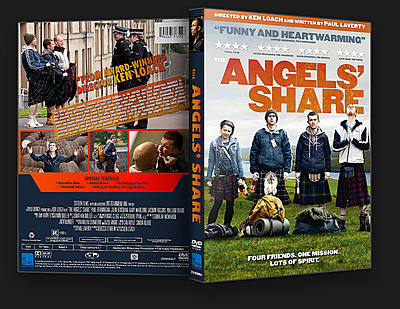 the angels� share dvd review