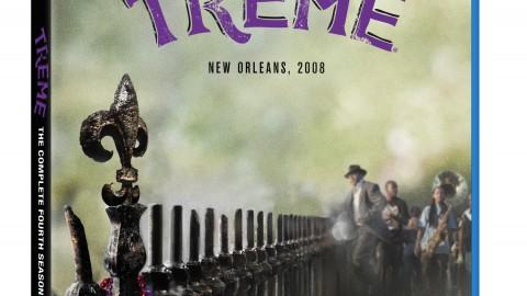 Treme – The Complete Fourth Season (DVD)