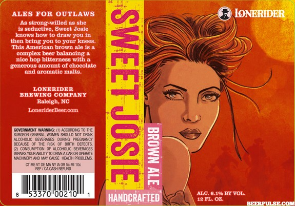 Lonerider-Sweet-Josie-Brown-Ale-label