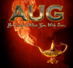 AUG CD cover