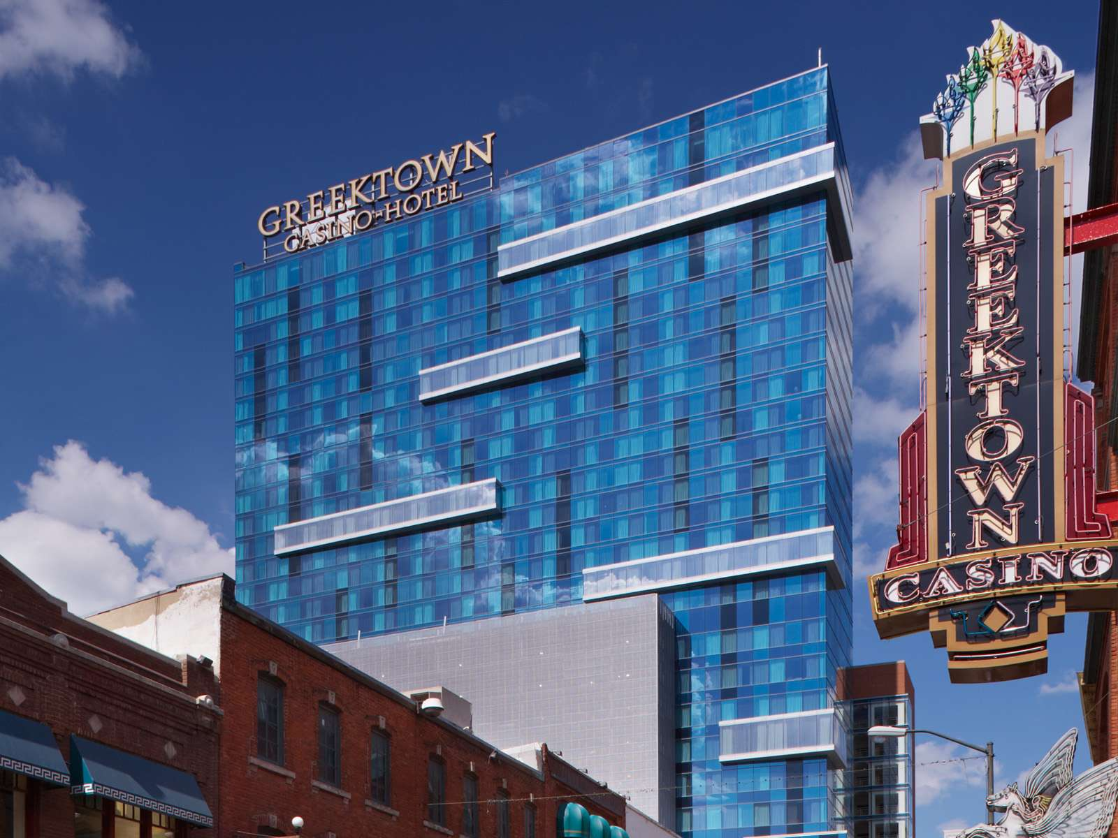 Greektown Casino Hotel Detroit