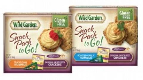 Wild Garden Snack Pack To Go