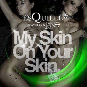 My Skin On Your Skin Single Cover