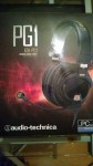 ATH-PG1 Premium Gaming Headset