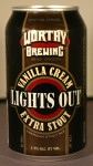 Lights Out Vanilla Cream Extra Stout