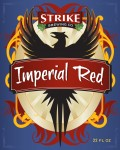 Strike Brewing Imperial Red