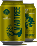 PsycHOPathy IPA (MadTree Brewing)