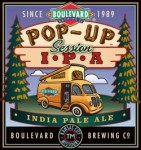Pop-Up Session IPA  (Boulevard Brewing)