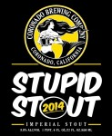 Stupid Stout 2014 (Coronado Brewing Company)