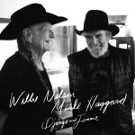 Willie Nelson / Merle Haggard – Django And Jimmie (CD)