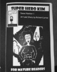Super Hero Kim #1 Review