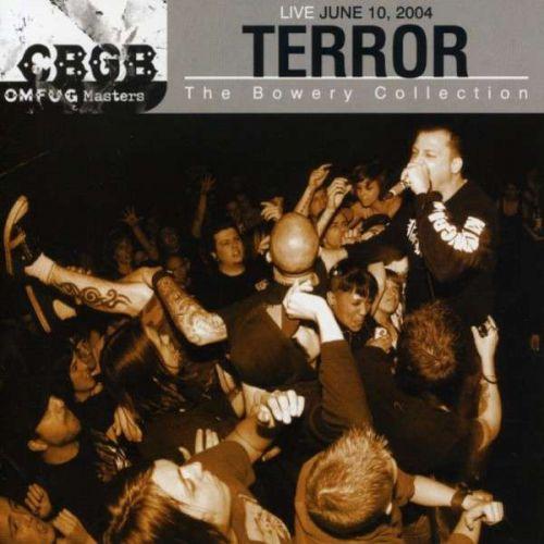 Terror Cbgb Omfug Masters Live June 10 2004