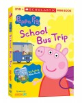 Peppa Pig School Bus Trip DVD Review
