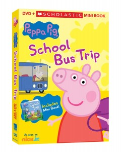 Peppa Pig School Bus Trip DVD Review  on NeuFutur.com