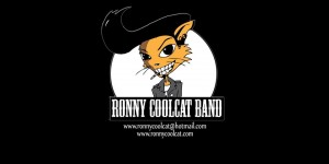 Ronny Coolcat Band logo for Neufutur