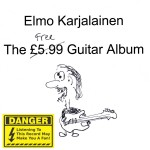 Elmo Karjalainen The Free Guitar Album CD Review