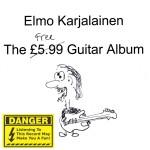 Elmo Karjalainen The Free Guitar Album CD Review