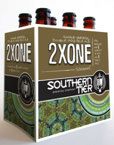 2XONE Single Varietal Double India Pale Ale article in NeuFutur.com