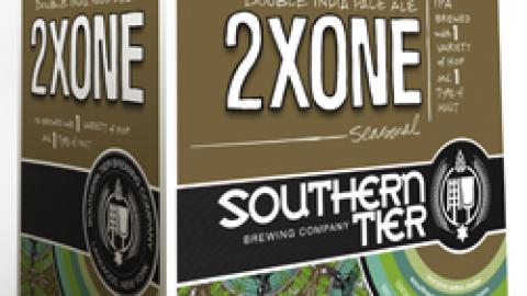 2XONE Single Varietal Double India Pale Ale