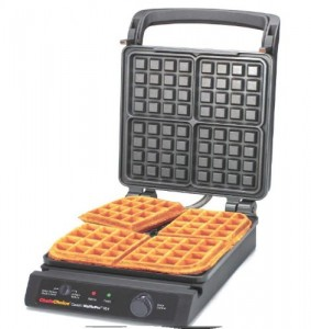 Classic WafflePro / Model 854 review in NeuFutur.com