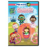 Super Why: Cinderella and other fairytale adventures DVD Review