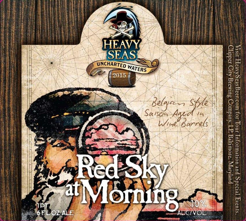 Red Sky at Morning beer review at NeuFutur.com