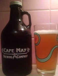Devil's Reach from Cape May, review in NeuFutur