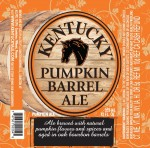 Kentucky Pumpkin Barrel Ale (Lexington Brewing Company)