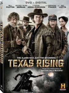 TexasRising_DVD
