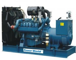DAEWOO-Diesel-Generator
