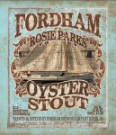 Rosie Parks Oyster Stout (Fordham)