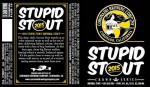 Stupid Stout 2015 (Coronado Brewing Company)