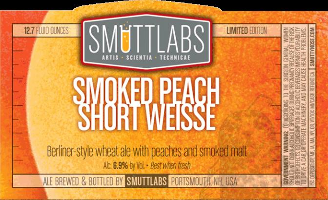 Smoked Peach Short Weisse (Smuttynose)