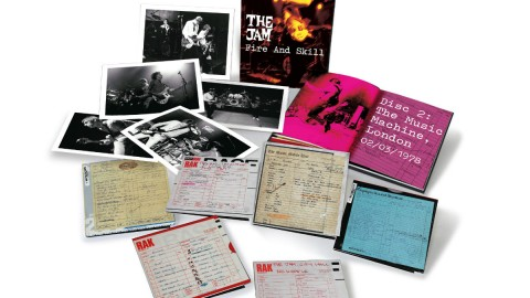The Jam –Fire And Skill: The Jam Live