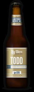 My Turn Todd