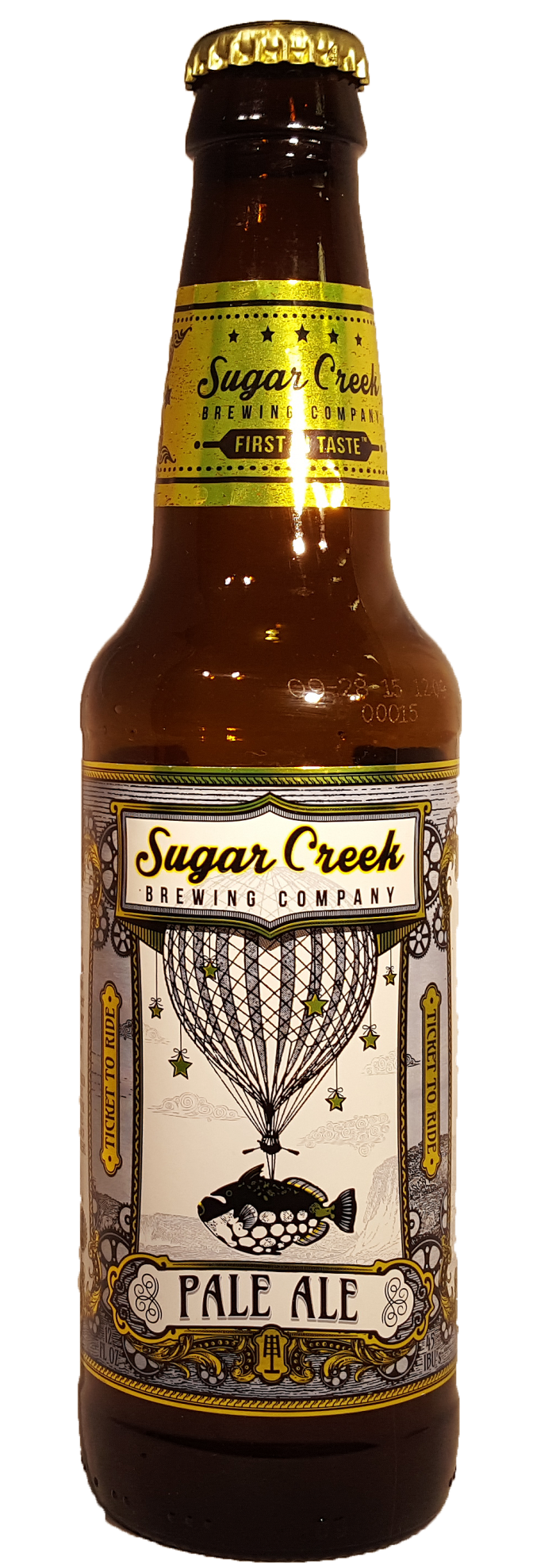 Pale Ale (Sugar Creek Brewing Company)