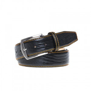 Mock Lizard Belt / Roger Ximenez