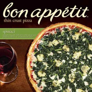 Bon Appetit Spinaci Pizza
