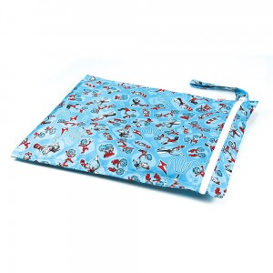 Dr. Seuss Wet Bag (Bumkins)