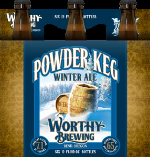 Powder Keg (Worthy Brewing)