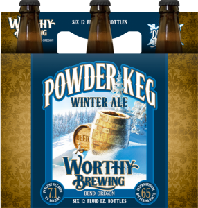 Powder Keg / Worthy Brewing