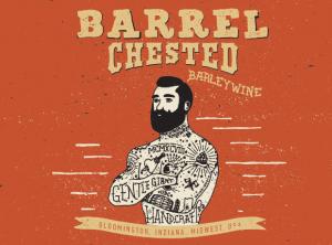 Barrel Chested Barleywine
