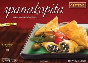 Spanakopita / Athens Foods