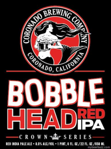Bobble Head Red IPA