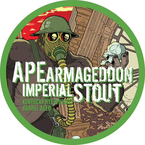 Ape Armageddon (Kentucky Bourbon-Barrel Aged)